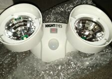 Night Eyes Security Lights White 898S