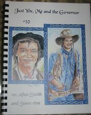"Alias Smith & Jones Fanzine ""Just You. Me and the Governor""  GEN"