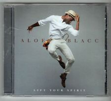 (GX927) Aloe Blacc, Lift Your Spirit - 2013 CD
