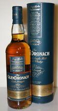 Glendronach cask Strength batch 7 57,9% oloroso and PX sherry casks  0.7L