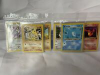 """Vintage Pokémon """"Booster Pack"""" GUARANTEED RARE!!! 1:6 Contains Vintage Holo!!!!"""