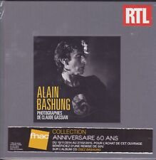 ALAIN BASHUNG BY CLAUDE GASSIAN 64 PAGES PHOTO BOOK NEW