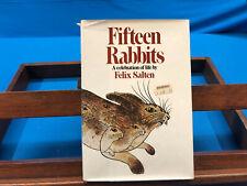 Quince conejos: una celebración de la vida por Felix Salten, 1976