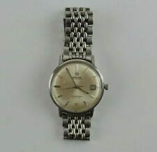 Omega Automatic Seamaster DeVille with Omega Stainless Steel Band