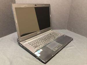 """NO POWER Asus G73J -G73JH 17.3"""" Laptop Core i7 740QM 6GB for Parts/Repair - FAST"""