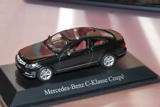 Norev S.A. Mercedes-Benz C-Klasse Coupé C204 in Magnetitschwarz met. M1:43 PC