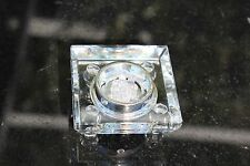Crystal Square  7 Color LED Light Base Stand for Crystal / Glass Art  / 3D
