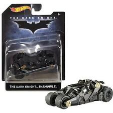 Mattel Hot Wheels the dark knight BATMAN batmobile tumbler  Vehicle new SEALED