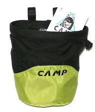 Camp acqualong chalkbag Sac à magnésie - chalkbag noir / Vert - Neuf