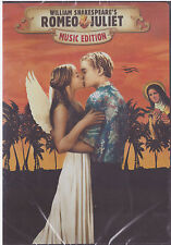 ROMEO & JULIET (DVD, 2006, Music Edition) NEW