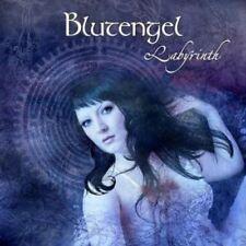 BLUTENGEL / LABYRINTH * NEW CD * NEU *