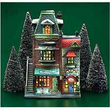 Department 56 - Christmas in the City - Dorothy's Dress Shop (56.59749)
