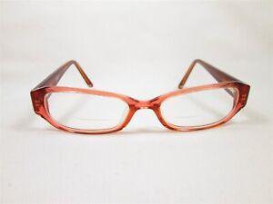Coach Crystal Blush 49/16 135 Designer Eyeglass Frames Glasses