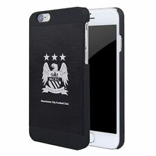 OFFICIAL MAN CITY MANCHESTER CITY FC Aluminium Case Cover - Apple iPhone 6 / 6S