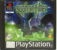 Syphon Filter Sony PlayStation 1999 PS1 PAL European Complete