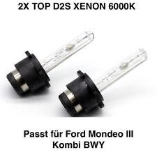 NUOVO 2x d2s 6000k 35w XENON TÜV LIBERO FORD MONDEO III Kombi BWY