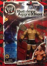 2003 Jakks WWE WWF Ruthless Aggression Series 6 Bill Goldberg Figure New WCW 2