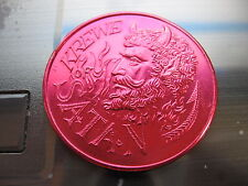 ATTILA the hun satan devil 1978 Mardi Gras Doubloon Coin new orleans SALE