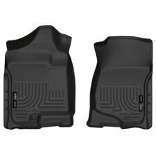 Husky Liners 18201 WeatherBeater Front Floor Liner For Chevy Silverado 1500