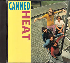 "CD ALBUM CANNED HEAT  ""SPOONFUL"""