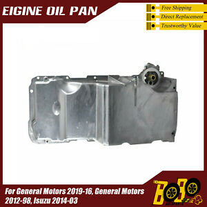 Engine Oil Pan for Workhorse FasTrack FT1461 FasTrack FT1801 2004 2005 Aluminum