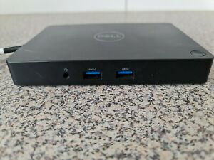 Dell WD15/K17A USB 3.0 Docking Station with 130W Power Adapter