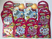 New Shopkins Activity & Sticker Birthday Party Favor Gift 10 Sealed Fun Pack Lot