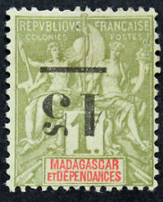 Stamp Madagascar Stamp (French Colony French) yt N° 50a Nsg (Col3)