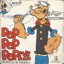 POP POP POPEYE - IL MARE # BRACCIO DI FERRO