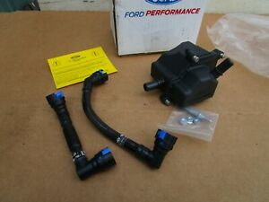 mustang oil seperator  m-6766-a50a  gt 5.0 18 20 coyote ford racing