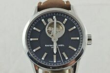 Raymond Weil Freelancer 2710 Automatic Men's Watch Open Heart Nice Condition