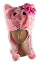 Chapeaux rose taille unique pour fille de 2 à 16 ans