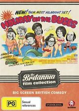 Holiday on the Buses: Britannia Collection NEW R4 DVD