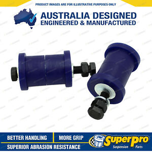 Superpro Rear IRS Adjusting Camber Only Kit for Holden Commodore VU Ute 00-02