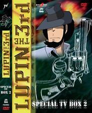Yamato Video Dvd - Lupin III - Special Tv Box 2 (Film) 4 Dvd