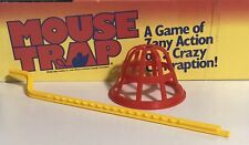 1986 Mouse Trap Board Game Replacement Parts Only Cage & Cage Post