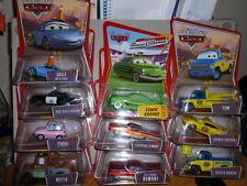 Mattel Disney Pixar Car Movie Ramone Tow Sally Axle Chuki Mater Charlie Dexter