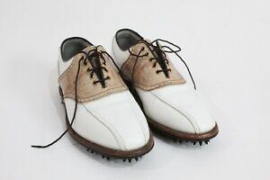 FootJoy Premier Classics Gator Skin Golf Shoes