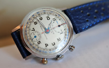 Vintage PIERCE PILOTS CHRONOGRAPH 37MM CASE 1940. highly collectible