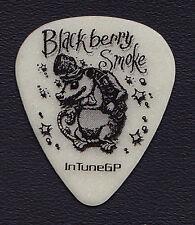 Blackberry Smoke Possum Glow Guitar Pick - 2016 Tour