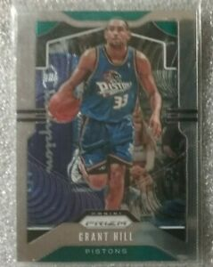 2019-20 NBA Panini Prizm Grant Hill #24 ( Detroit Pistons )