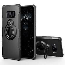 Handy hülle KFZ Halterung magnetisch Case für Samsung Galaxy Apple iPhone