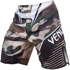 Venum Camo Hero Fight Shorts - Green/Brown, Gr. S - XL. Grappling. MMA.
