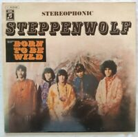 "STEPPENWOLF⚠️Unplayed⚠️  1969-12"" LP-Steppenwolf-1C05290690-Germany"