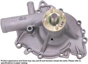 Engine Water Pump fits 1975-1989 Pontiac Grand Prix Bonneville Firebird  CARDONE