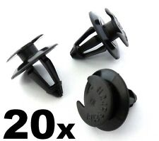 20x Interior Trim Clips for Door Cards, Trim Panels, Boot Linings, Dashboards...