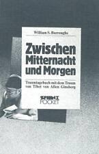 WILLIAM BURROUGHS ALLEN GINSBERG RETREAT DIARIES GERMAN