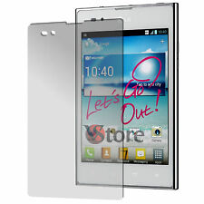 3 für den film LG Optimus VU P895 Sie sparen Displayschutzfolien Display Filme