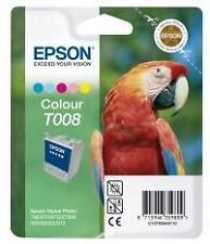 3-farbige originale Epson Tintenstrahlpatronen