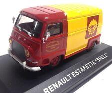 Renault Estafette Shell furgoneta VAN IXO Altaya Diecast 1:43